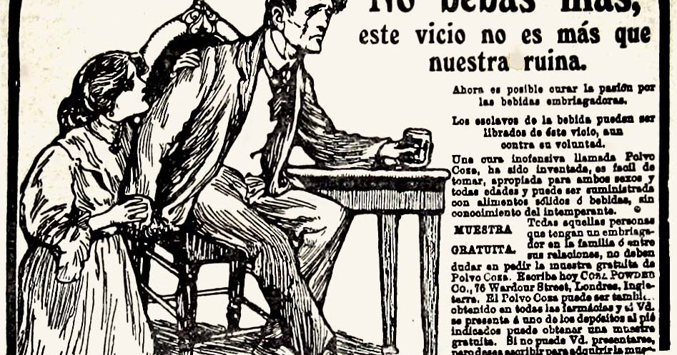 La codificación del alcohol svao