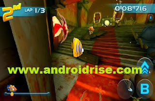 Jett Tailfin Racers THD Android Game Download,