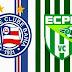 Ficha do jogo: Bahia 6x0 Vitória da Conquista | Campeonato Baiano 2015 - Final