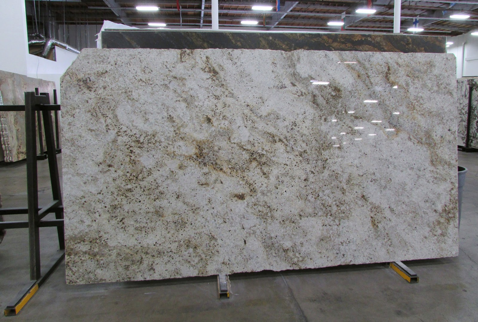 Granite Slabs Arizona Tile : Thyme in a bottle new windows granite slab kitchen update