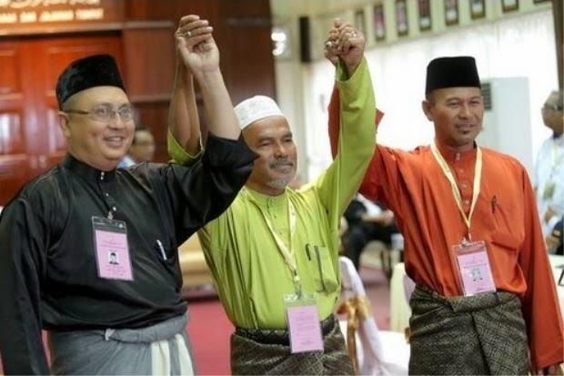 PRK Pengkalan Kubor Saingan Tiga Penjuru Sejarah PRU 13 Berulang