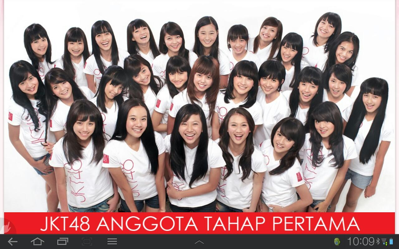 Foto resmi anggota JKT 48