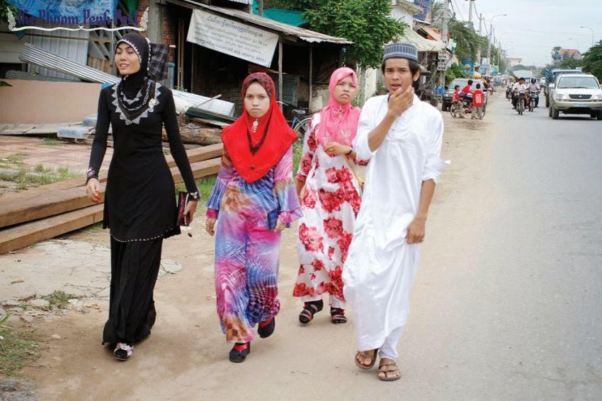 Kisah Pilu Muslim Champ di Kamboja
