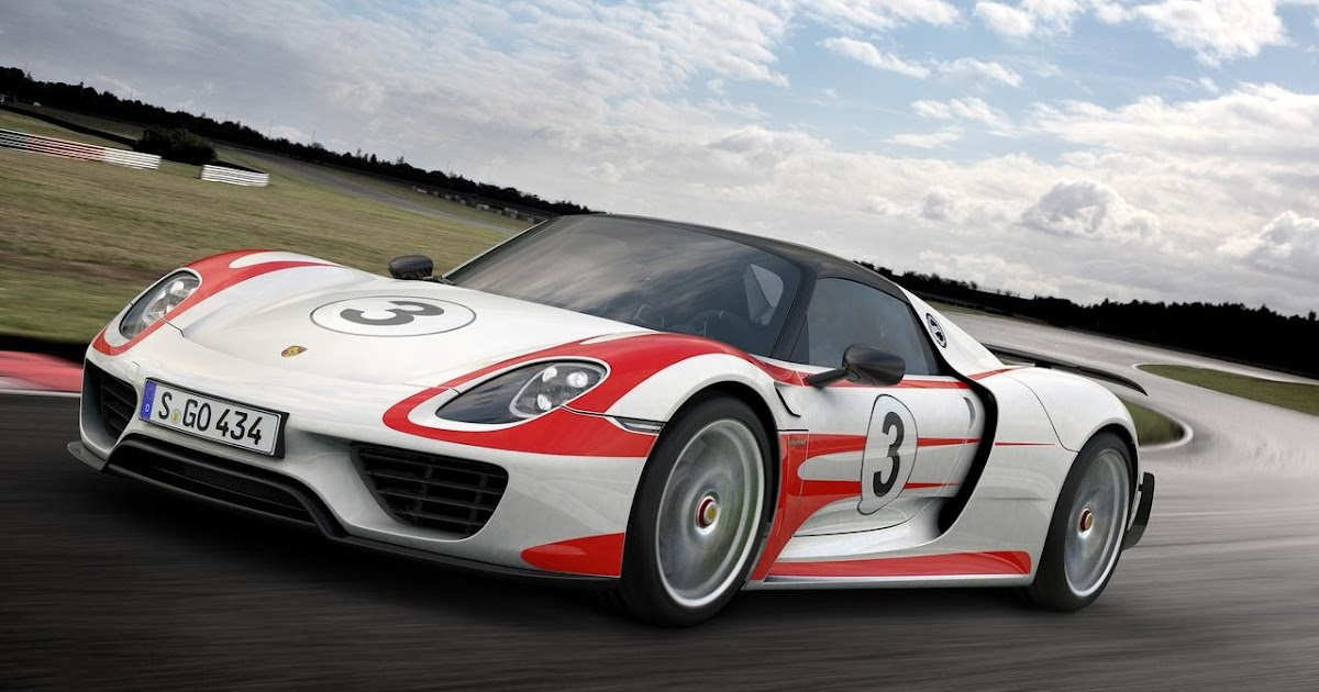 automotive infatuation the porsche 918 spyder sets a. Black Bedroom Furniture Sets. Home Design Ideas