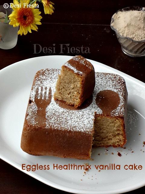 Health Mix cake
