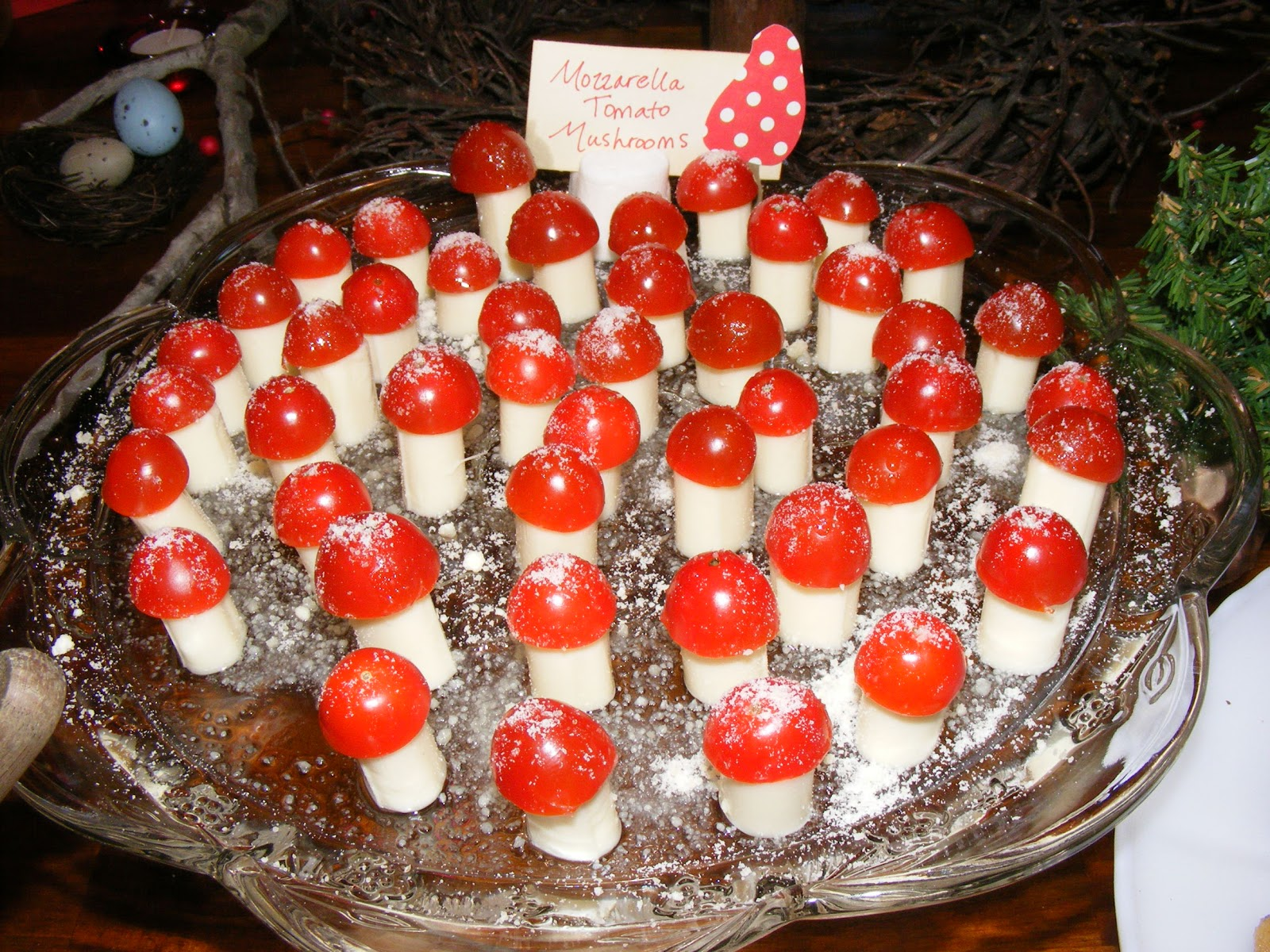 these darling little 39 toadstools 39 were the star of the food show in m