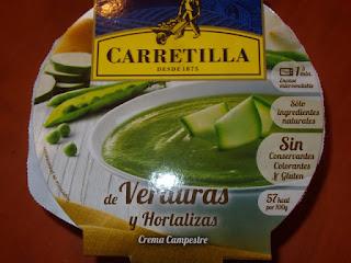 carretillla de verduras