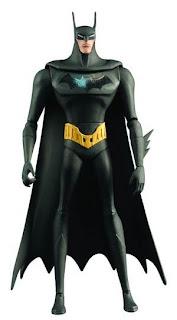 "Mattel DC Unlimited ""Beware the Batman"" Batman Figure"