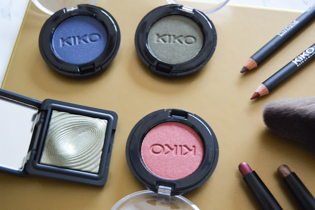 Kiko Haul Eyeshadow Review