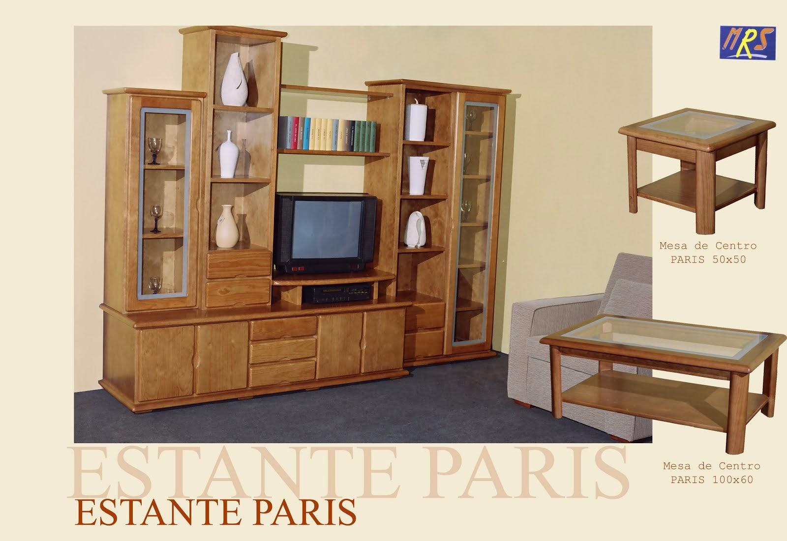 ESTANTE PARIS