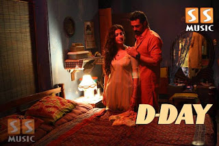 Shruti Hassans steamy sequence from the movie DDay