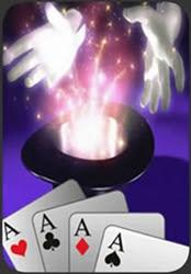 aprendendo truques de mágica