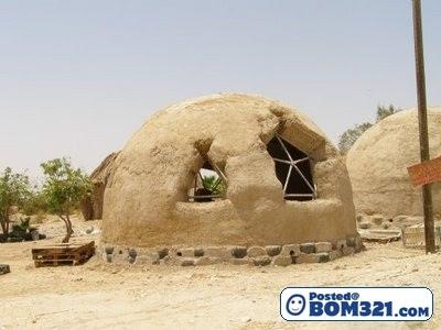 Bangunan Dan Rumah Dari Tanah