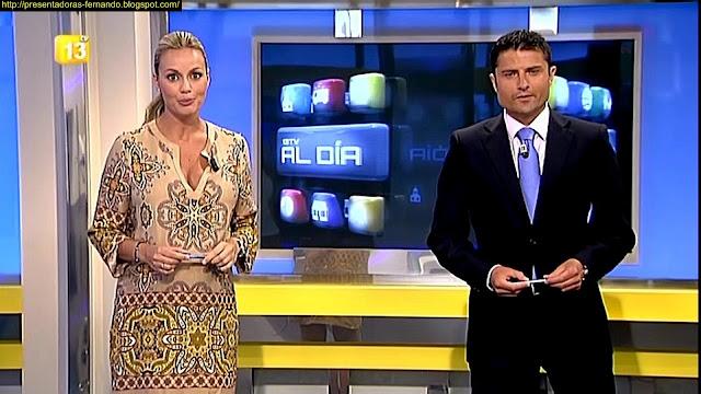 Maria Rodriguez-Vico Al Dia