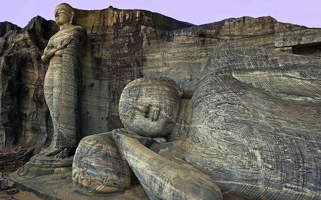 Polonnaruwa (Sri Lanka) - Le Meraviglie della Natura