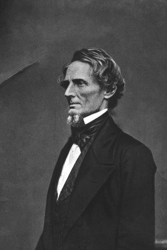 an introduction to the political history of jefferson davis during the civil war in the united state Taylor was also unhappy that davis had not followed his suggestions during a court-martial in which davis jefferson college, washington the civil war.
