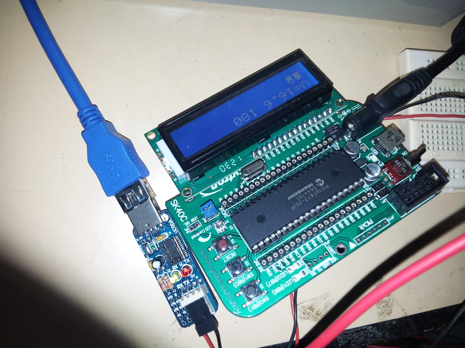 Electronic Project Board : Electronic projects and design project solar