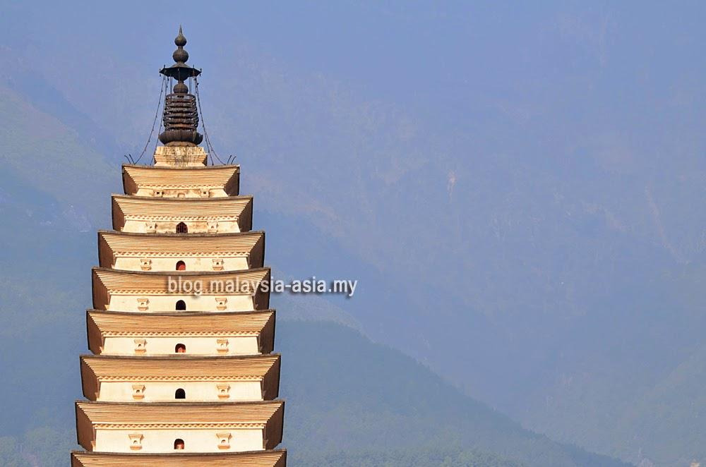 Photo of Three Pagodas of Dali