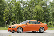2013 BMW M3 Coupe Lime Rock Park Edition (bmw coupe lime rock park edition carscoop )