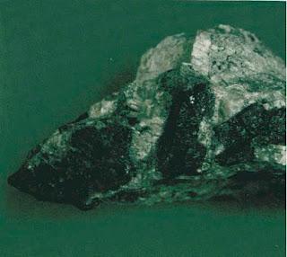 Mineral Olivin
