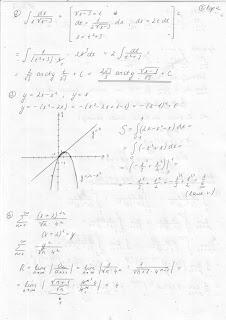 risinājums matemātikā