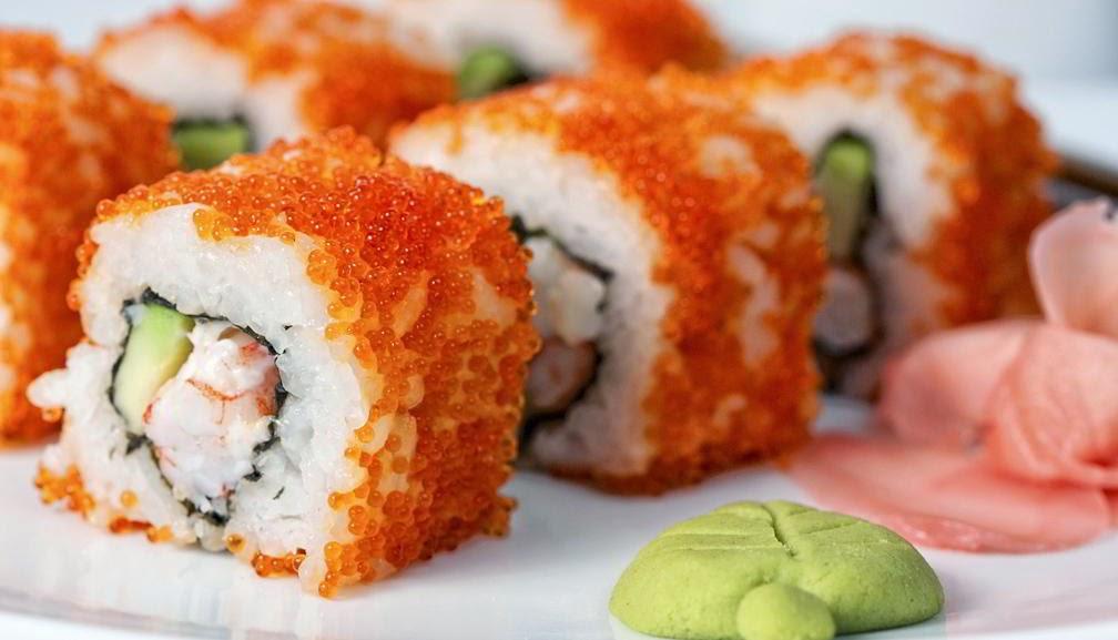 Sushi, Dostava hrane Novi Sad, Japanska kuhinja, Maki Sushi, Nigiri Sushi, Temaki Sushi,
