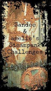 +++SanDee&amelies 2017 Summer Special Steampunk Challenge до 31/08