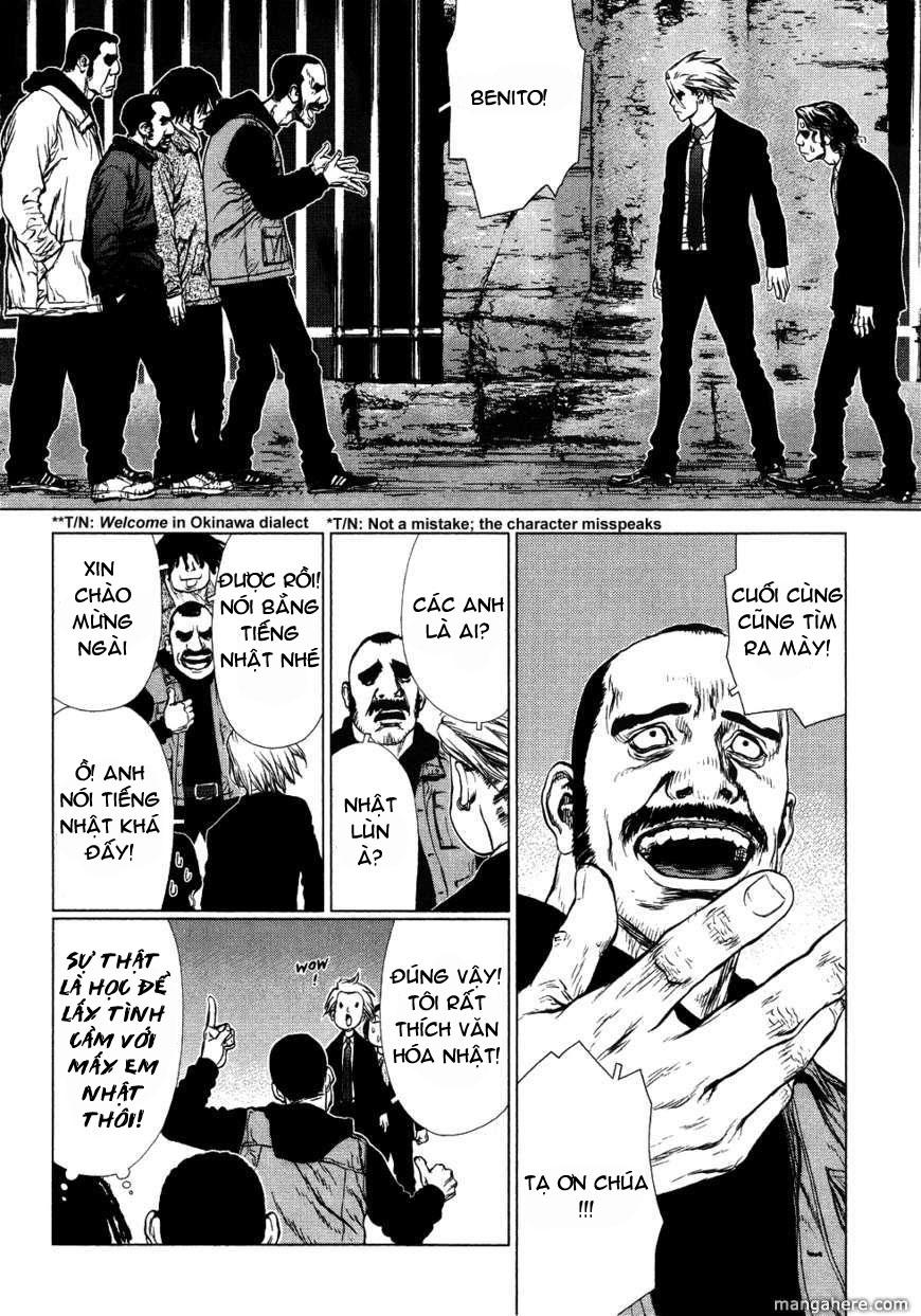 Sun-Ken Rock chap 49 Trang 4 - Mangak.info