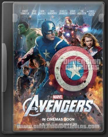 Los Vengadores (Cam V2 Inglés Subtitulado) (2012)