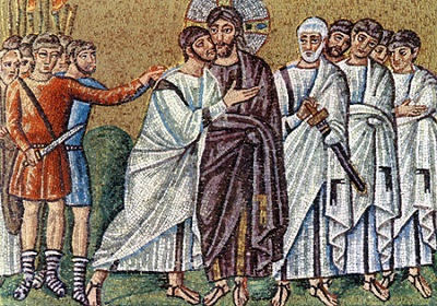 Judas trai Jesus