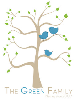 family tree clip art graphic