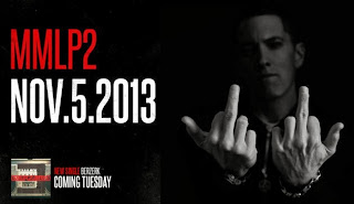 the marshall mathers lp2 album logo
