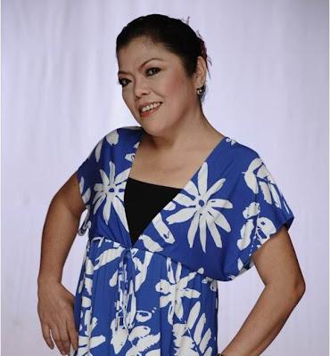 Joy Viado as Lola Paula accused of shoplifting in LUV U