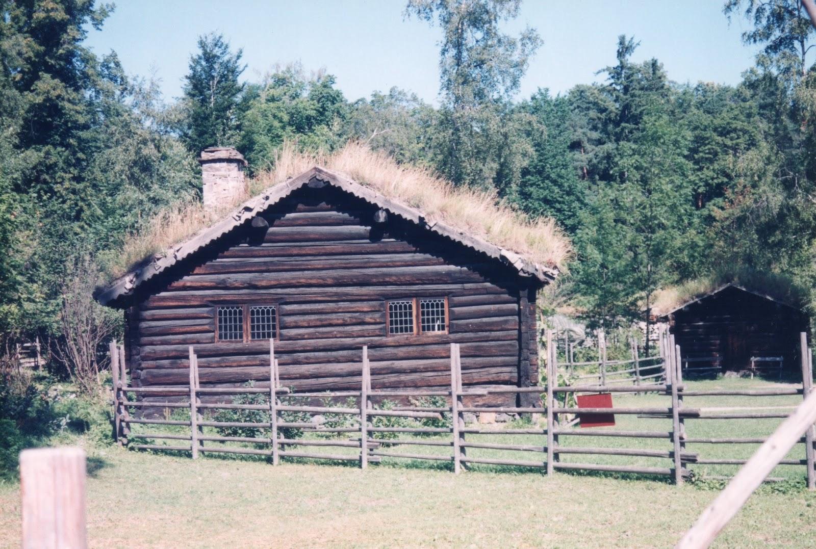 Sostenibilidad de javier neila las casas noruegas de for Viviendas en madera