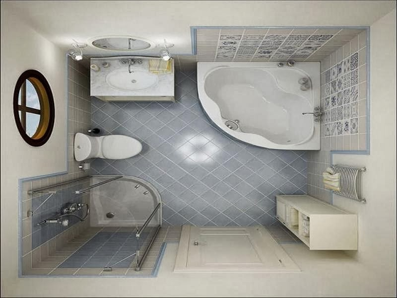 Small Bathroom Design Ideas - Bedroom and Bathroom Ideas