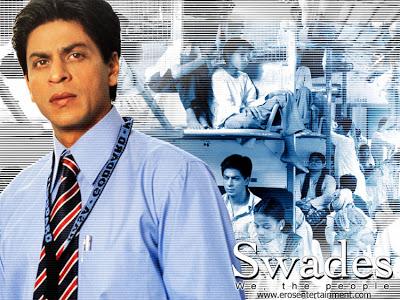 SWADES movie :