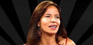 Marta Santamaría concursante de la voz