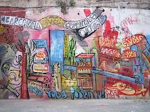 Graffitis al Poblenou