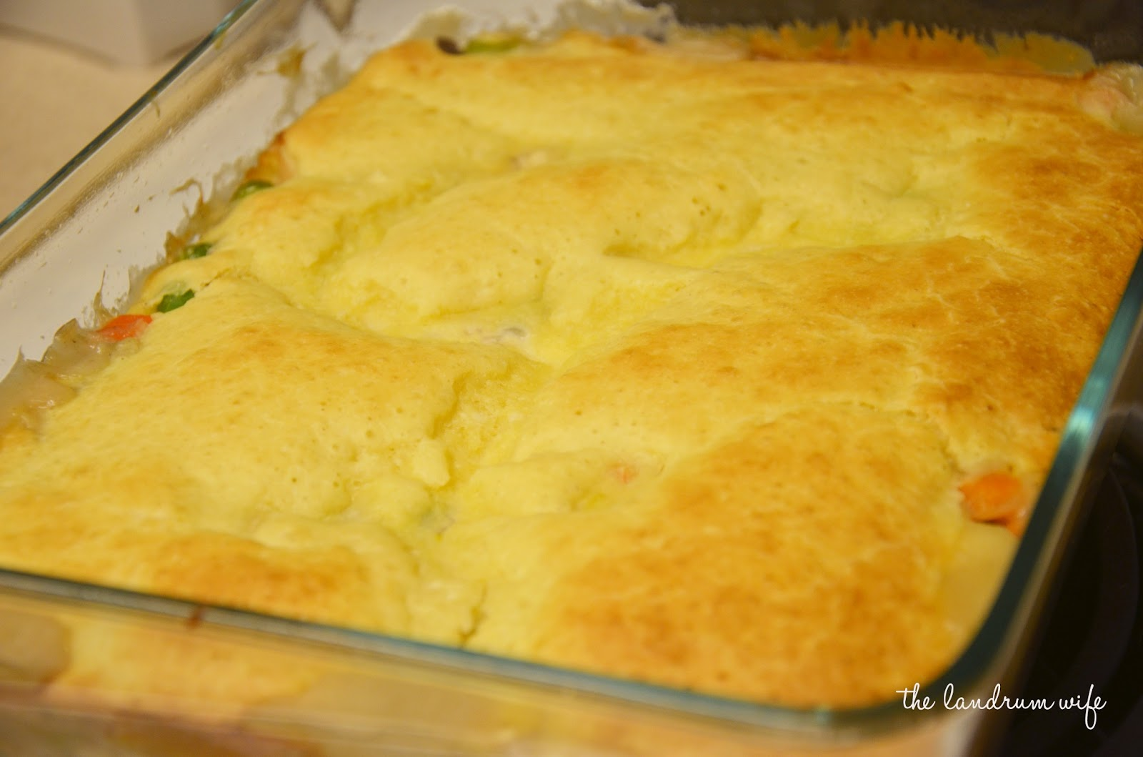 The Landrum Wife: Easy Chicken Pot Pie