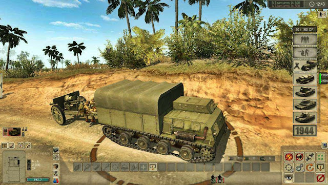 Men of War: Assault Squad 2 Airborne [RELOADED] Screenshot 1
