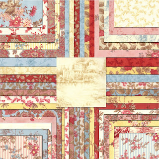 Moda LARIO Quilt Fabric by 3 Sisters