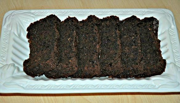 Bakewell Junction shared her Chocolate Zucchini Quick Bread Featured at One More Time Events.com