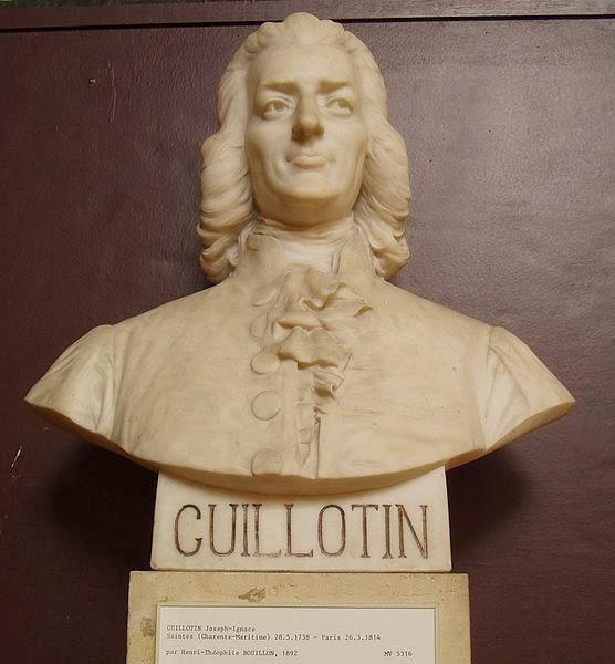 Joseph-Ingace Guillotin