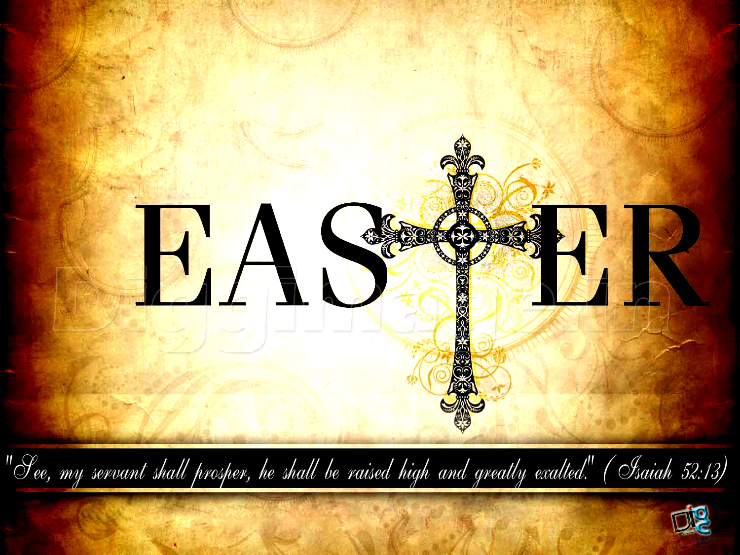 Happy Easter Religious Religious easter graphics