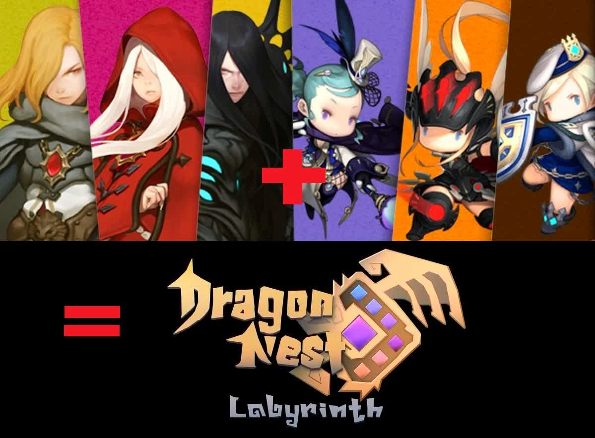Download Game Dragon Nest: Labyrinth Apk [Mobile Version]