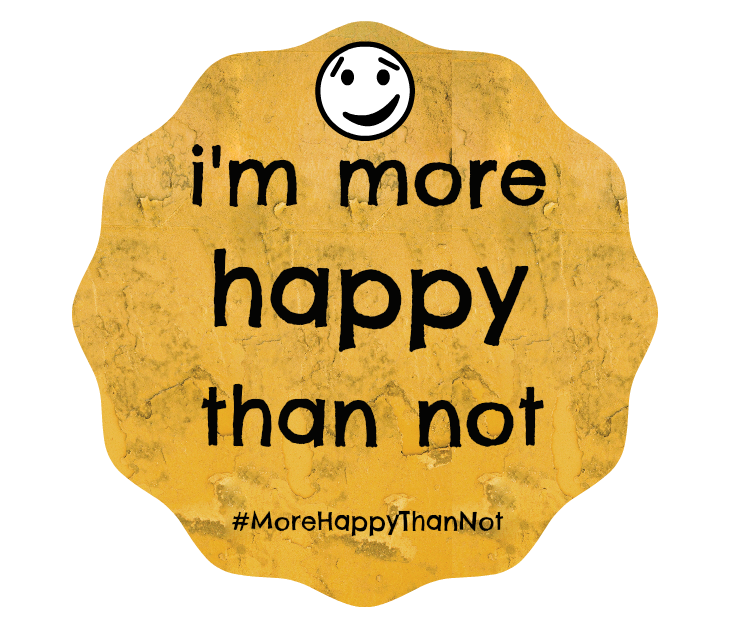 More Happy Than Not Blog Tour