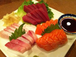 Sashimi Jepang