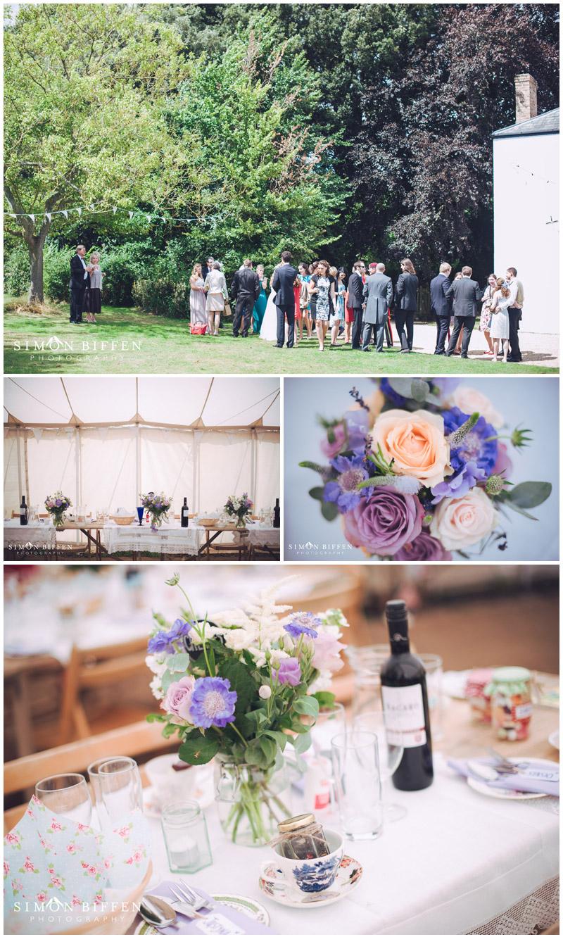 Roughmoor Farm wedding details