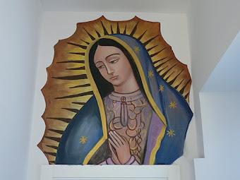Madre, Virgen de Guadalupe, intercede por nosotros