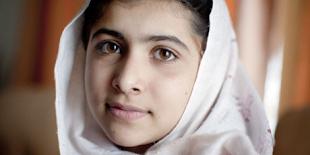 Malala Yousafzai. Nobel Peace Prize 2014